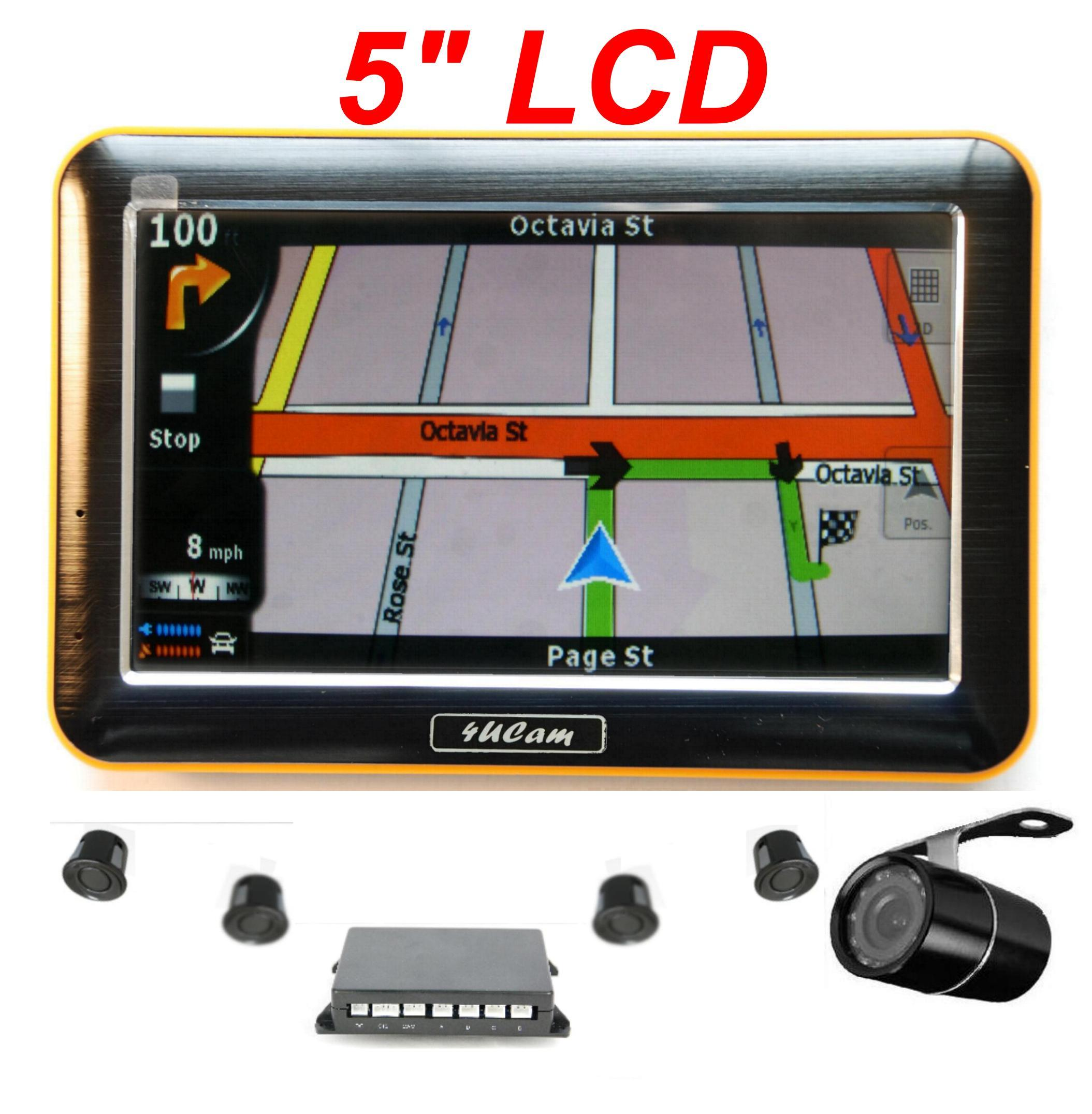 Magellan 52GPS with Backup Camera Canadian Tire