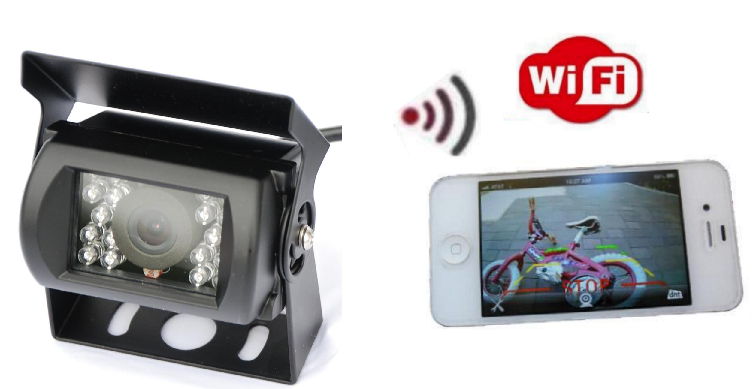 Wireless rv backup camera iphone wire center trailer 5th wheel rv iphone android ipad wifi car backup camera rh 4ucam com wireless camera freerunsca Image collections